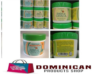2x BABA DE CARACOL SNAIL SLIME FACIAL CREAM 3.5OZ Dominican Product BRAZIL JAPAN