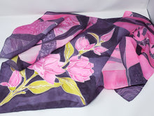 Load image into Gallery viewer, Silk Scarf 08