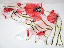 Load image into Gallery viewer, Silk Scarf 05