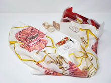 Load image into Gallery viewer, Silk Scarf 06