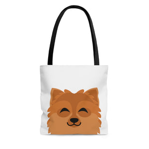 Open image in slideshow, Cute Doggo Tote Bag