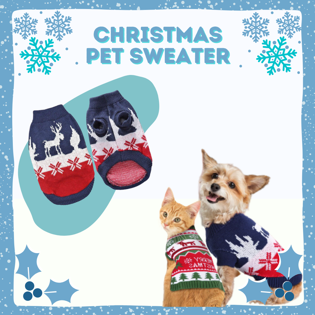 Christmas Pet Sweater
