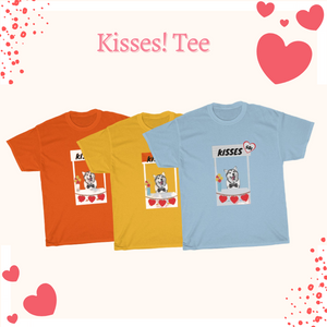 Open image in slideshow, Kisses Tee