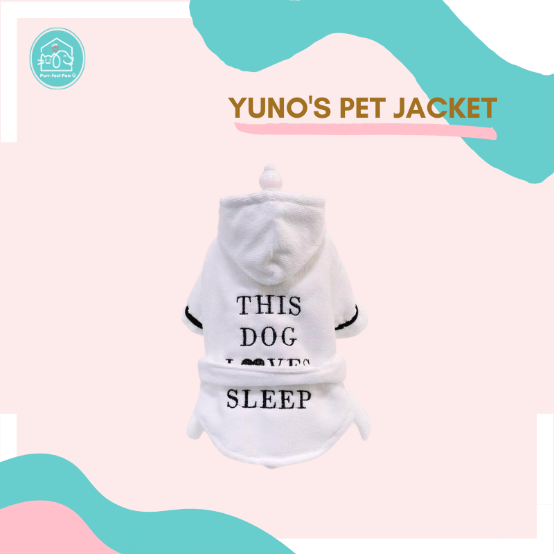 Yuno's Pet Jacket