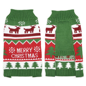 Open image in slideshow, Christmas Pet Sweater
