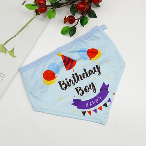 Open image in slideshow, Lolly's Birthday Bandana