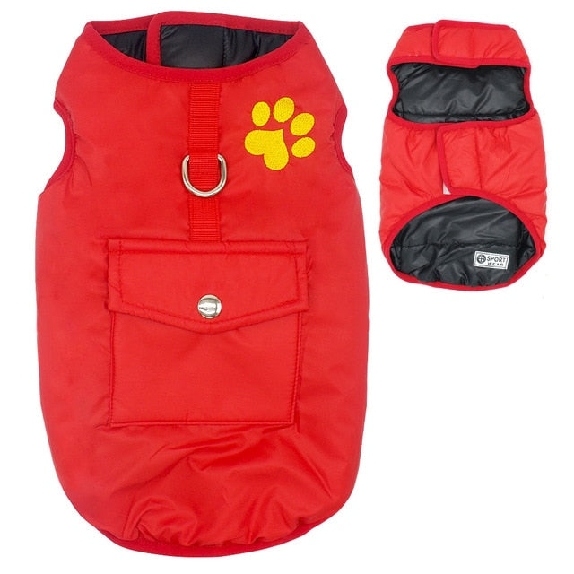 Heather's Pet Vest
