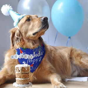 Open image in slideshow, Birthday Party Bandana