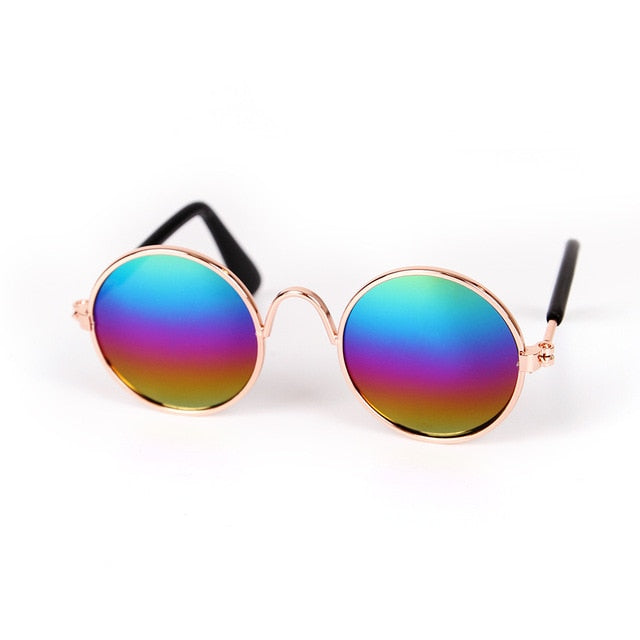 Flashy Pet Sunglasses