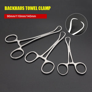 Backhaus Towel Clamp