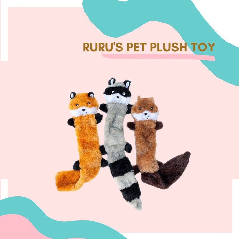 Ruru's Pet Plush Toy