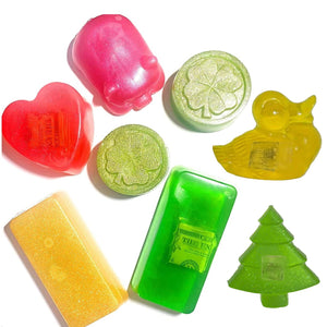 The Money Cube Soap Bar Real Cash Up To 100 Dollars Jackpot Green With Fruity Scent