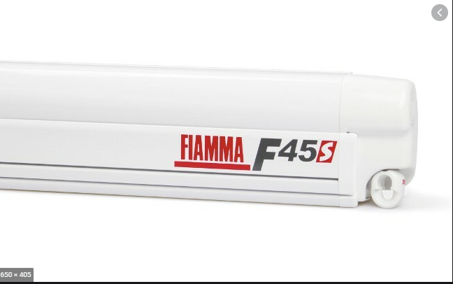 FIAMMA F45 AWINING (SWB & LWB) Perfect for VW T5/T6 camper vans.(Includes Fitting Kit)