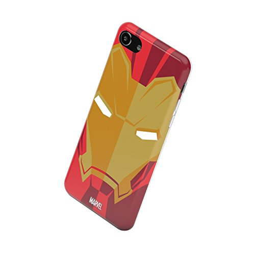 Tribe Tribe iPhone 7/8 Hood Case Ironman Accessori