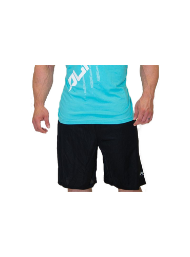"Men's ""Alpha""  Shorts (Black)"