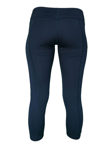 Women's Black Fitness Leggings