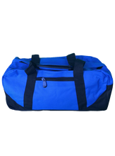 Gym Small Duffel Bag (Royal Blue)