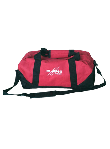 Gym Small Duffel Bag (Red)