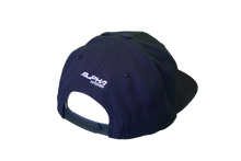 "Snap Back ""Alpha"" Hat (Navy Blue)"
