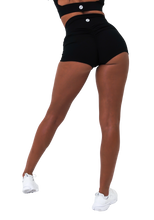 Scrunch Butt Shorts (Black)
