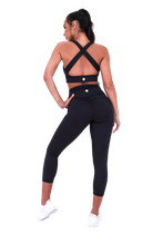 High Waisted Leggings (Heathered Black)