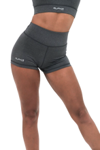 Scrunch Butt Shorts (Heathered Gray)