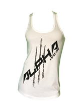 "Women's ""Alpha"" Tank (White)"