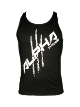 "Men's ""Alpha"" Tank (Black)"