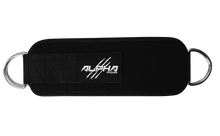 Alpha Wear Ankle Straps- Black