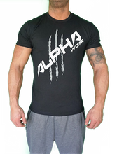 "Men's ""Alpha"" T-Shirt (Black)"