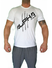 "Men's ""Alpha"" T-Shirt (White)"