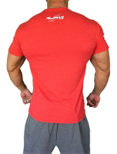 "Men's ""DCP"" T-Shirt (Red)"