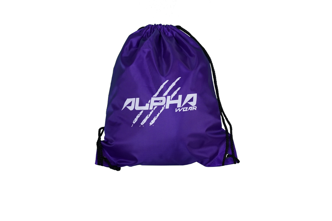 Gym Tote Bag (Purple)