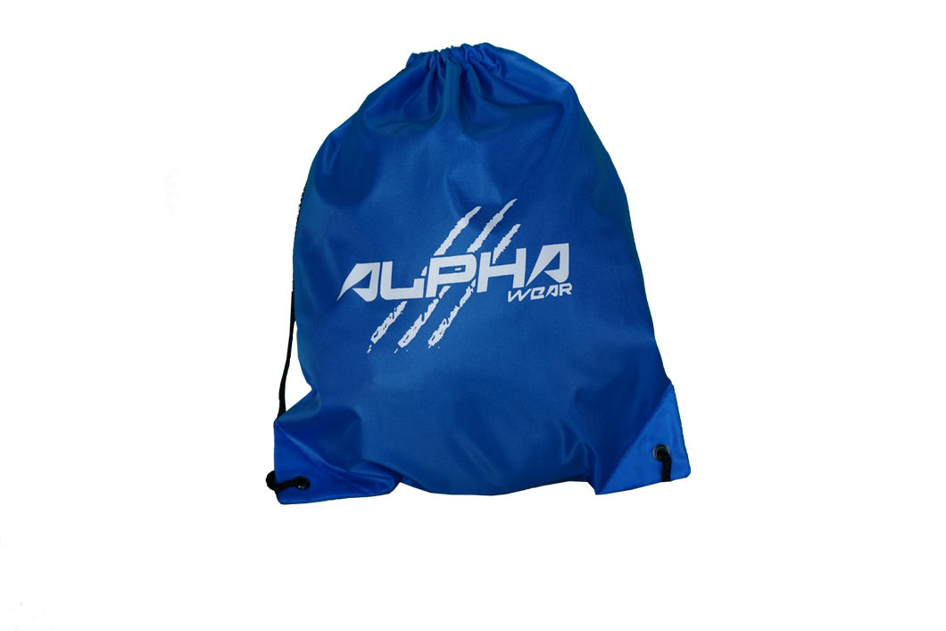 Gym Tote Bag (Royal Blue)