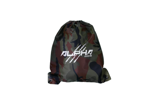 Gym Tote Bag (Camo)