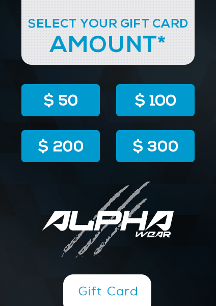 Alpha Wear Gift Card
