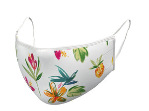 'Fruity and Floral' Trio including Mask Pouch - The Three Maskateers