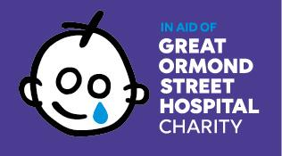 Great Ormond Street Hospital Children's Charity Donation - The Three Maskateers