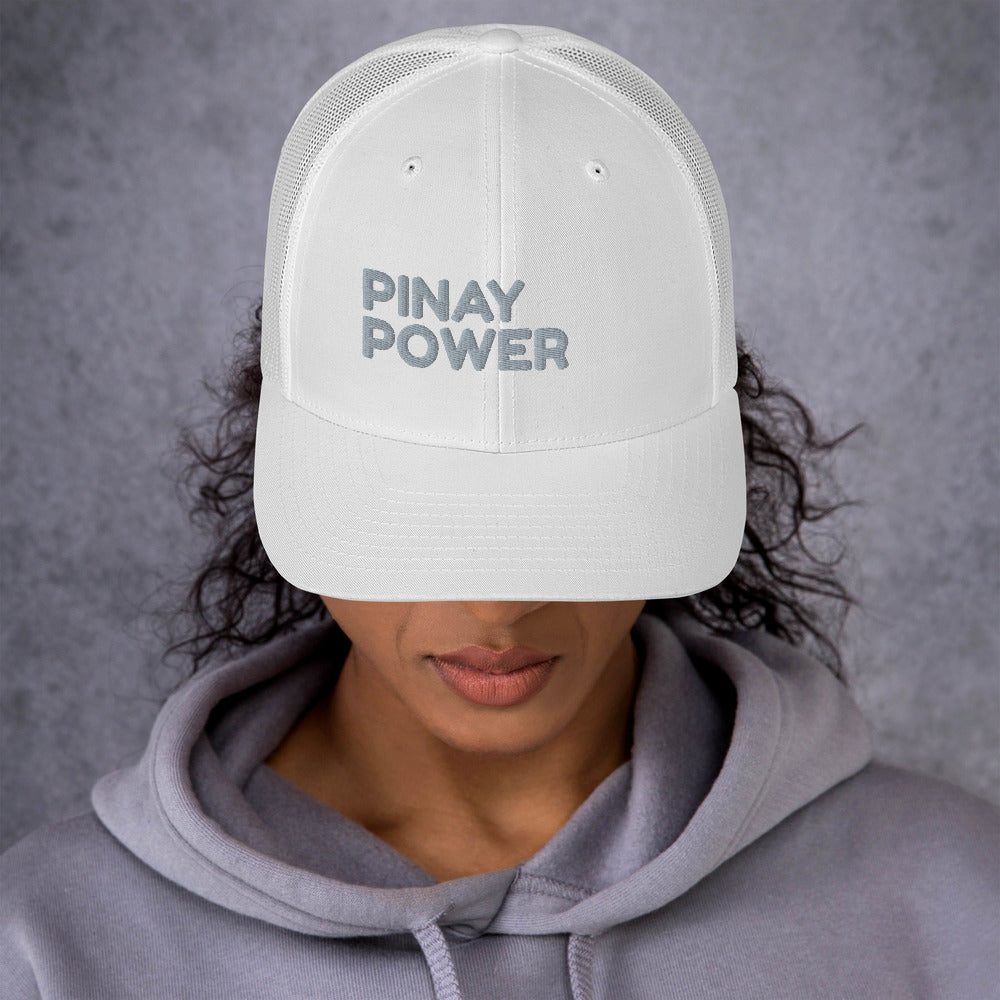 PINAY POWER Trucker Cap