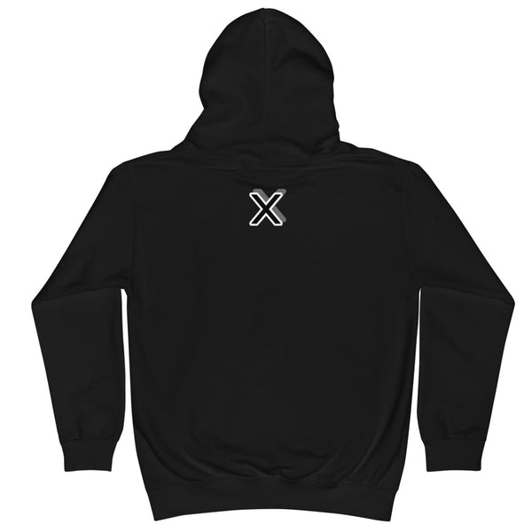 X'S PINOY KIDS HOODIE - FRONT/BACK DESIGN