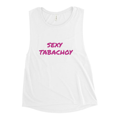 SEXY TABACHOY MUSCLE TANK