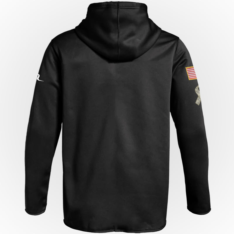Sykesville Raiders 2020 Salute to Service Hoodie