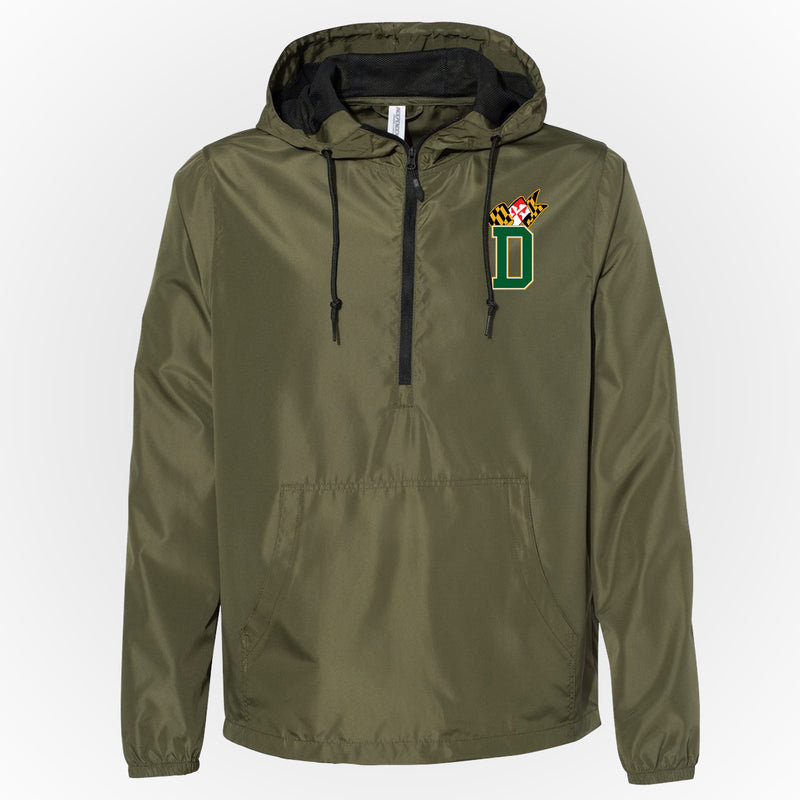 Damascus Lightweight Water Proof Pullover