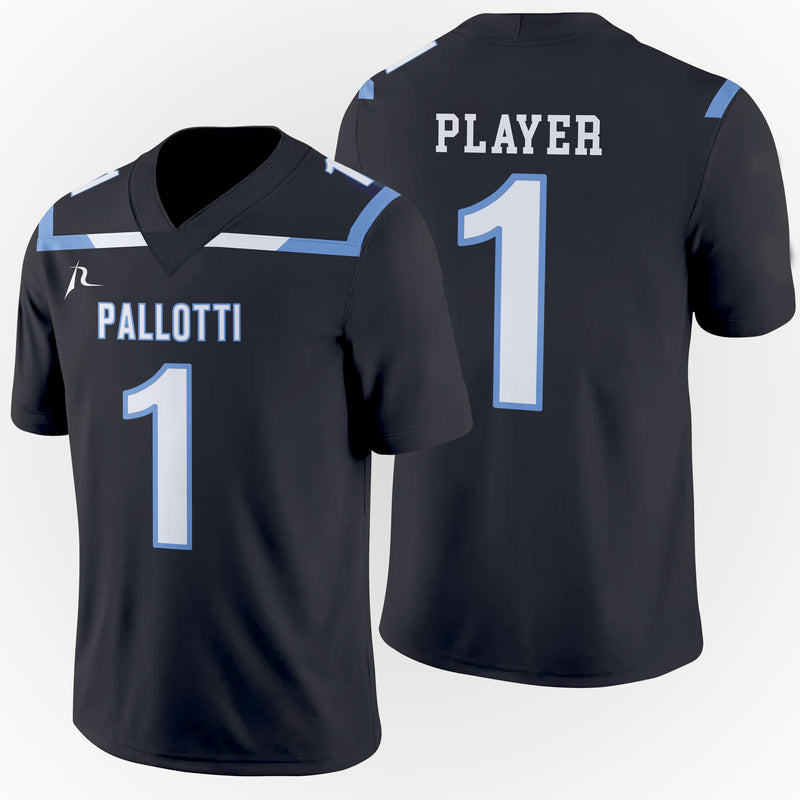 Pallotti Panthers Fan Jersey-Black