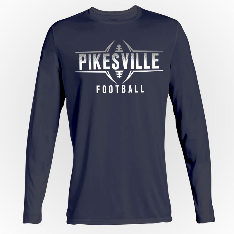 Pikesville Wildcats Long Sleeve Tee