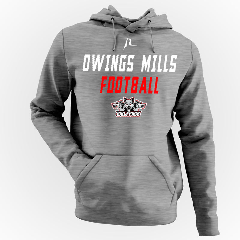 Owings Mills Football Essential Fleece Hoodie