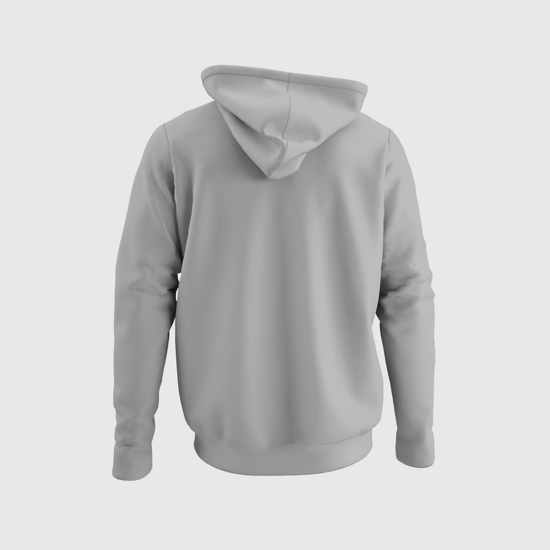 Putty Hill Medium Gray Fleece Hoodie