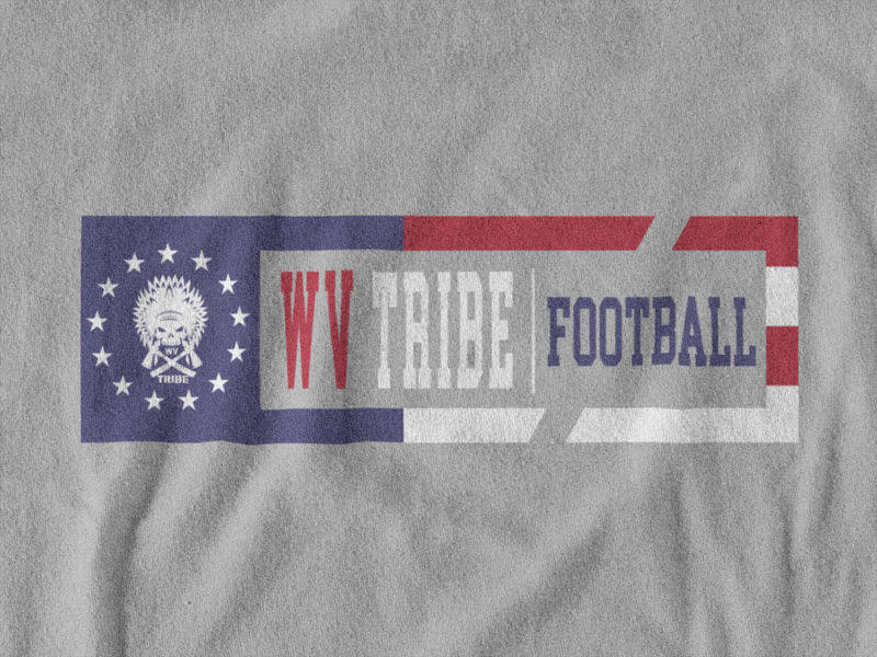 WV Tribe USA Short Sleeve Tee