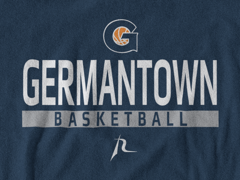 Gtown Basketball Essential Fleece Hoodie