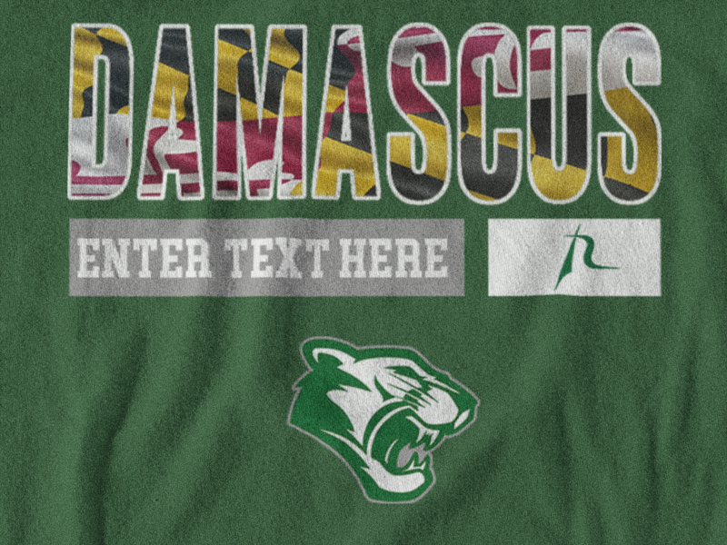 Damascus Cougars Essential Crewneck Sweatshirt